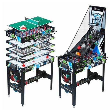 - MD Sports 48 inch 12-in-1 Multi-Game Table