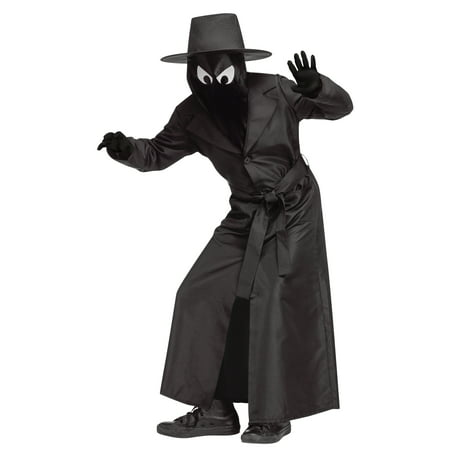 Funny Costumes For Black Guys (Spy Guy Child Halloween)