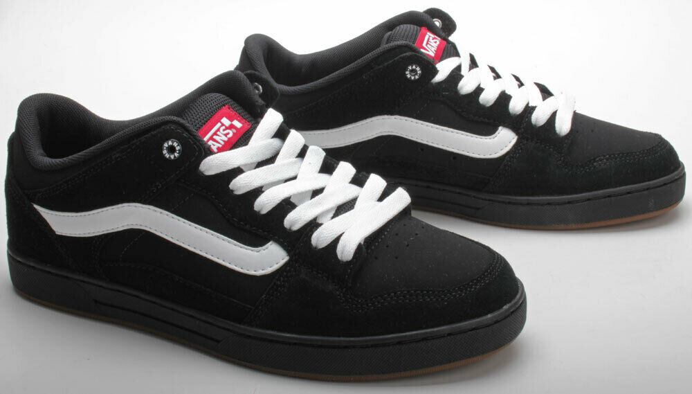 Vans - Vans Baxter Black/White/Gum Men
