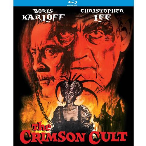 The Crimson Cult (Blu-ray)