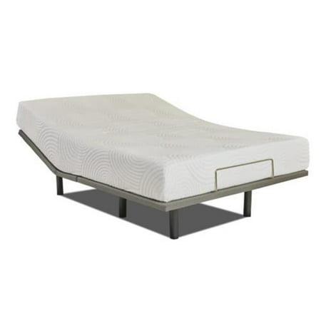 Terrific Sunset Trading Sss 475 Q10 Best Queen Adjustable Bed With Wi Fi Wireless Remote 10 In Gel Memory Foam Mattress Interior Design Ideas Lukepblogthenellocom