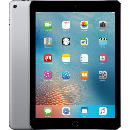 Refurbished Apple 9.7-inch iPad Pro Wi-Fi + Cellular 256GB, Space Gray