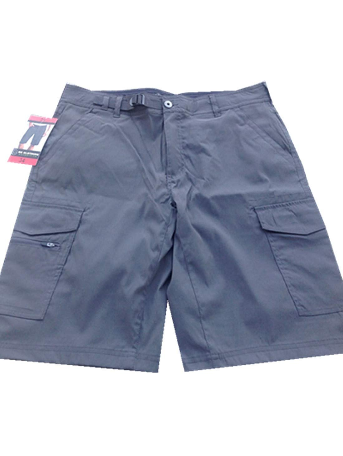 BC Clothing Mens Expedition Stretch Cargo Shorts Variety