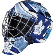 Toronto Maple Leafs Unsigned Franklin Sports Replica Mini Goalie Mask