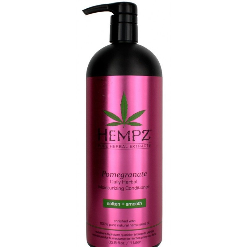 Hempz Pomegranate Daily Herbal Moisturizing Conditioner 33 oz