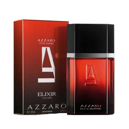 AZZARO ELIXIR POUR HOMME * Azzaro 3.4 oz / 100 ml EDT Men Cologne Spray