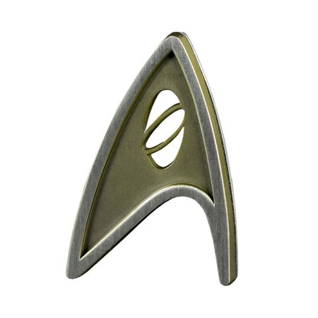 Star Trek Science Insignia Badge - image 1 de 1