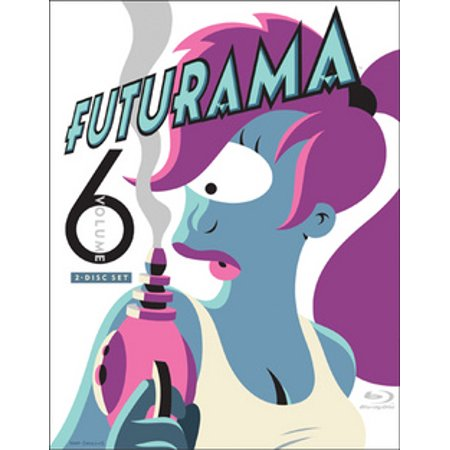 Futurama Halloween Special (Futurama: Volume 6 (Blu-ray))