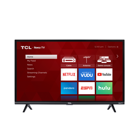 "TCL 32"" Class FHD (1080P) Roku Smart LED TV"