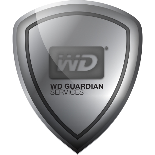 WD Guardian Express - 1 Year - Service - Replacement - Parts - Physical Service