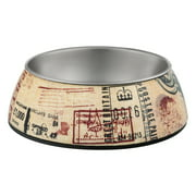 Loving Pets Milano Special Delivery Bowl Small, 1.0 CT