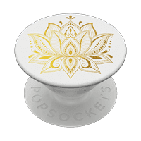 PopSockets PopGrip: Golden Prana