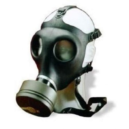 Israeli Rubber Respirator Mask NBC Protection For Industrial Use, Chemical Handling, Painting, Welding,