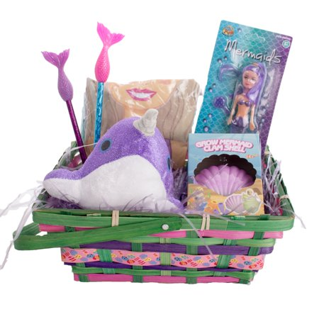 Mystical Mermaid & Narwhale Fairytale Sea 29pc 10