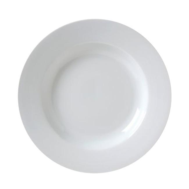 "Market Buffet Pasta Bowl White 10 1 2"" by Vertex China"