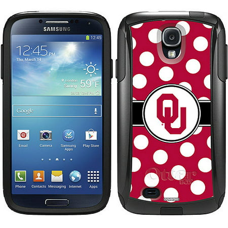 Oklahoma Polka Dots Design on OtterBox Commuter Series Case for Samsung Galaxy
