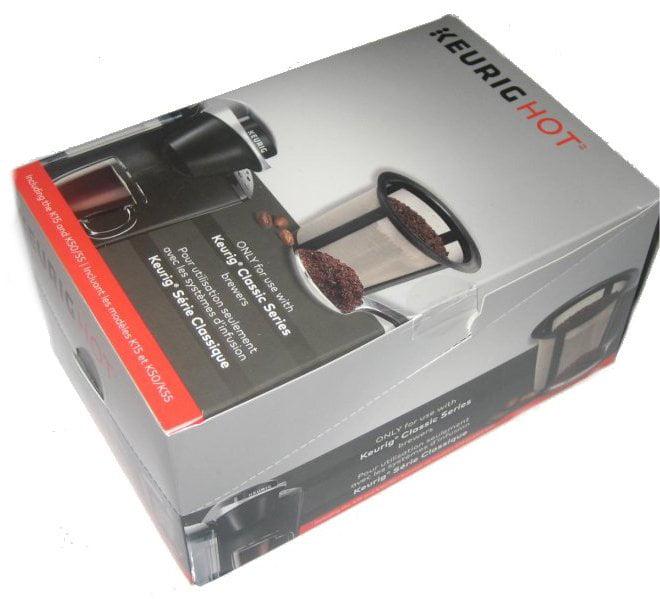 KEURIG My K-Cup Hot Reusable Coffee Filter - (Case of 6)