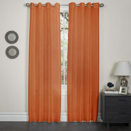 Kashi Home Holly Single Curtain Panel (Holly Window)