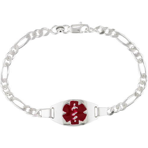 Sterling Silver Bracelet With Lobster Cl