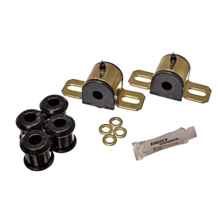 Energy Suspension 97-04 Dodge Dakota 2WD Black 9/16in Rear Sway Bar Bushing Set