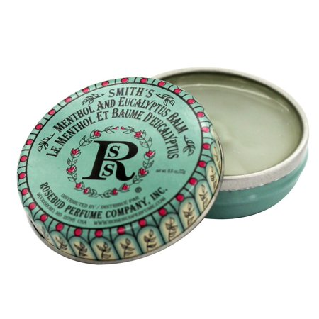 Rosebud Perfume Co. - Smith's Body Balm Menthol And Eucalyptus - 0.8 oz.