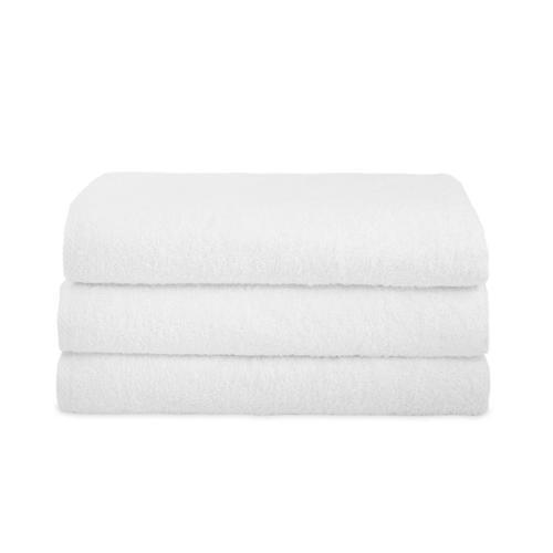 SALBAKOS Classic Turkish Towel Arsenal Luxury Cotton Bath Sheet (Set of 3)