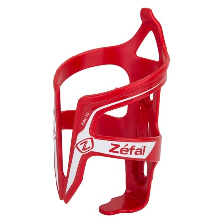 Zefal Bottle Cage Fiberglass Red