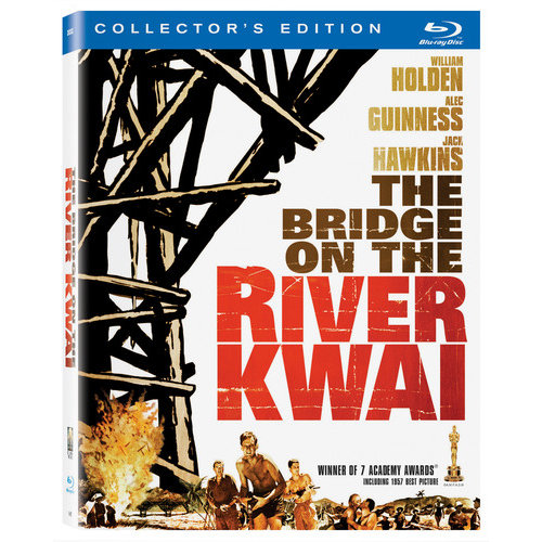 The Bridge On The River Kwai (Blu-ray   Standard DVD) (Collector's Edition) (Widescreen)