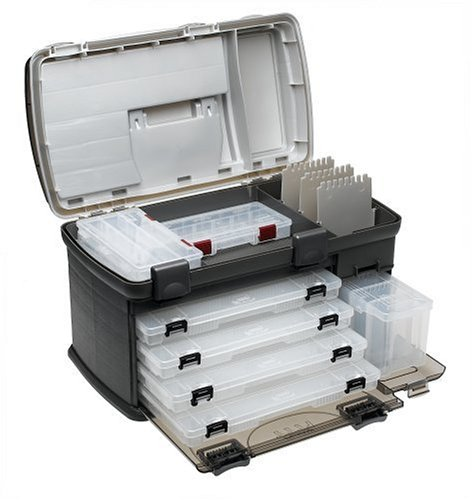 "Plano Molding Storage Case - External Dimensions: 21.3"" Width X 12"" Depth X 12"" Height - Tackle (777101)"