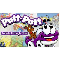 Tommo 58411039 Putt-Putt Travels Through Time (PC/MAC) (Digital Code)