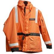 Omega Type III Commercial Float Coat (Orange, XXX-Large)