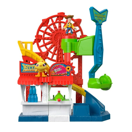 Fisher-Price Imaginext Disney Pixar Toy Story 4 Carnival Playset