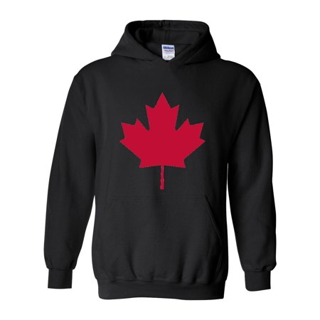 Canada Maple Canadian Leaf Unisex Hoodie Sweatshirt