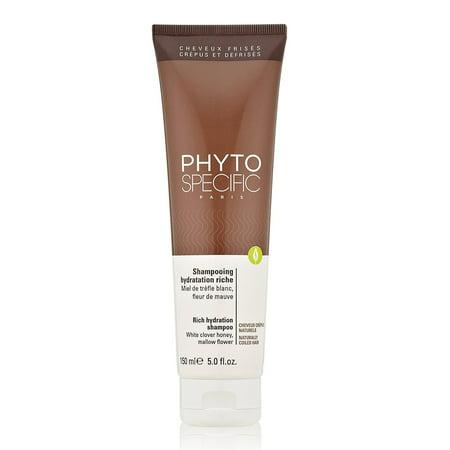 Phyto Phytospecific Rich Hydration Shampoo, 5 Oz