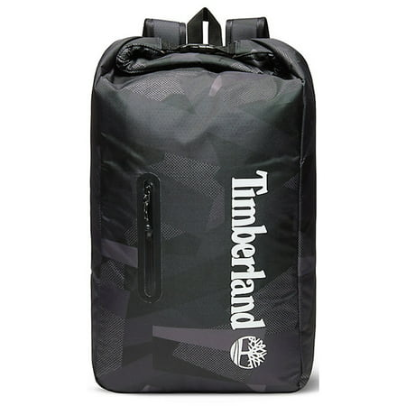 Timberland Unisex Roll Top Backpack
