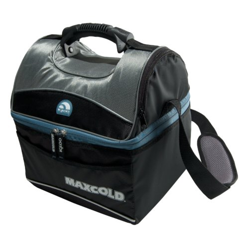 Igloo MaxCold Gripper 16-Qt Lunch Box, Black