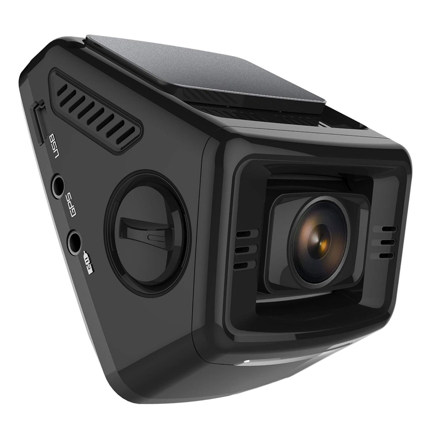 "Dash Cam Camera for Cars with Night Vision, Pajuva 2.4"" LCD Full HD 1080"