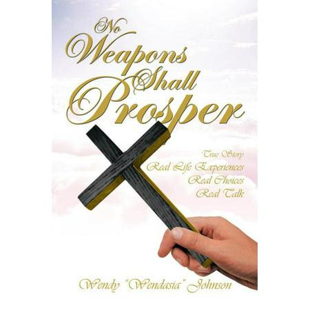 No Weapons Shall Prosper - eBook