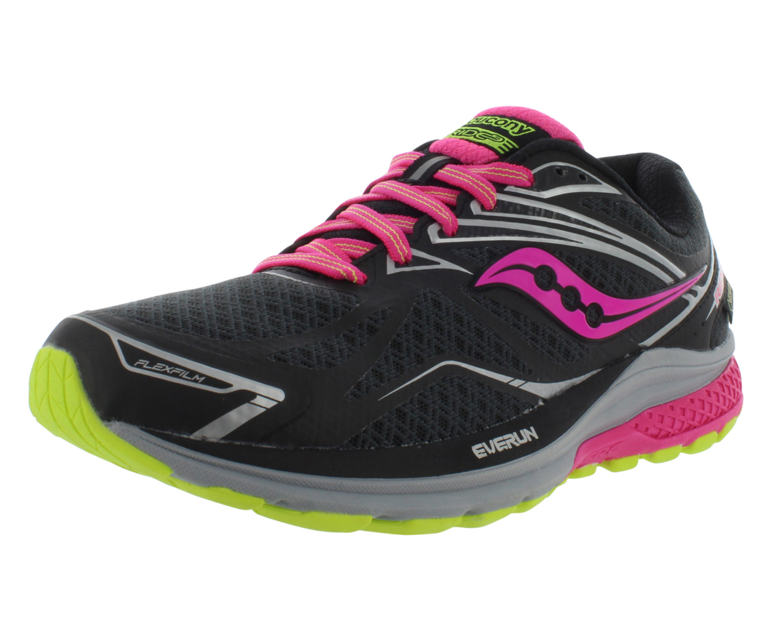 Saucony Ride 9 Gtx Running Women's Shoes Size by