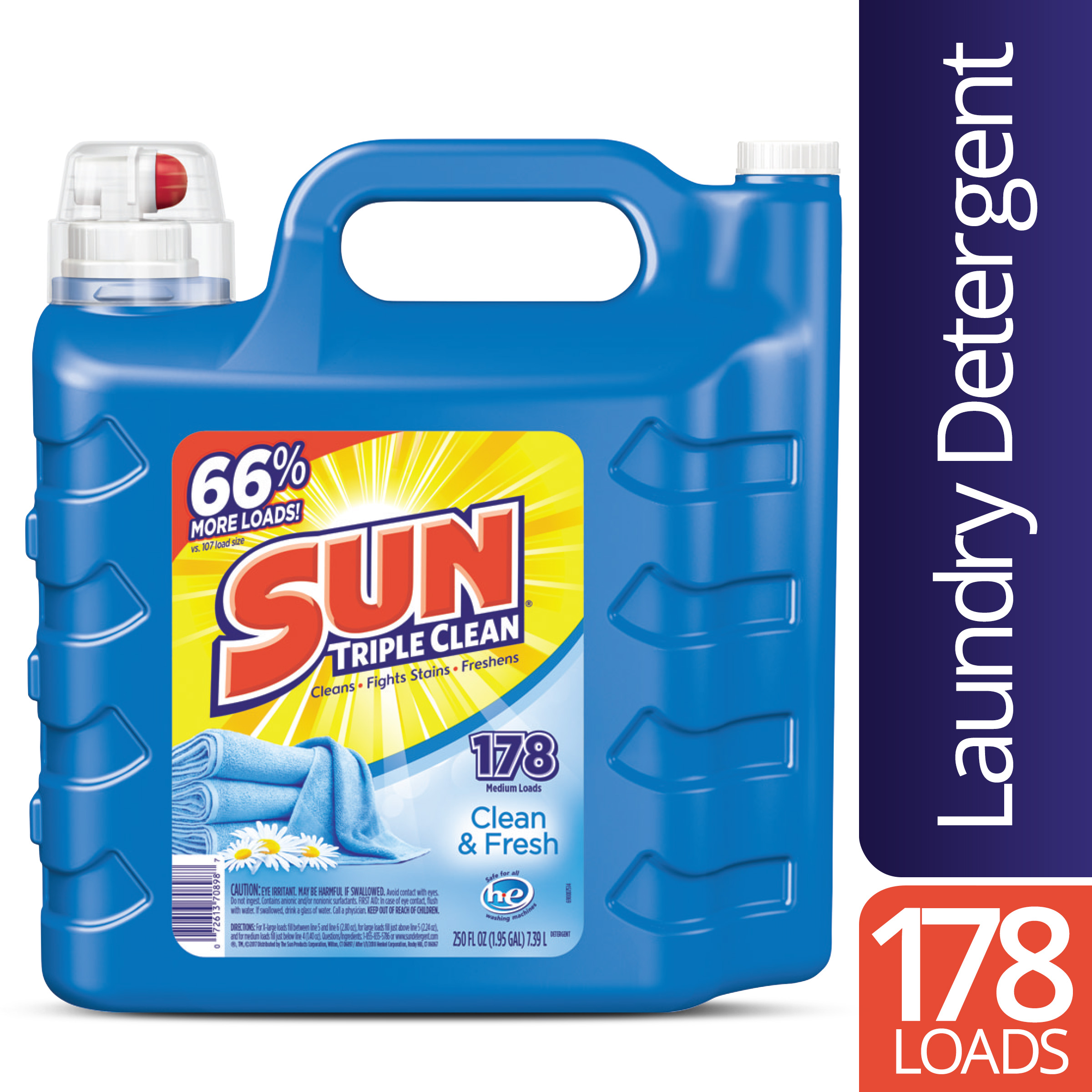 printable coupons for sun laundry detergent