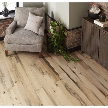 Cottage 10.5 mm Thickness x 5.12 in. Width x 48.03 in. Length Water Resistant Engineered Wood Flooring (10.24 sq. ft. /