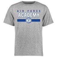 Air Force Falcons Air Force Academy Team Strong T-Shirt - Ash