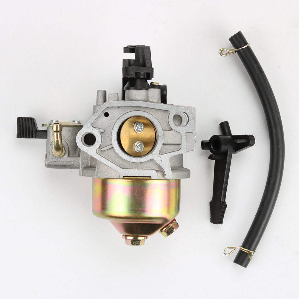 Air Filter Fuel Line Carb for GX390 Tune-Up Kit 13HP 13 HP Replaces 16100-ZF6-V01 Parts Set Engine Motor Generator Pressure Washer Kuupo Carburetor