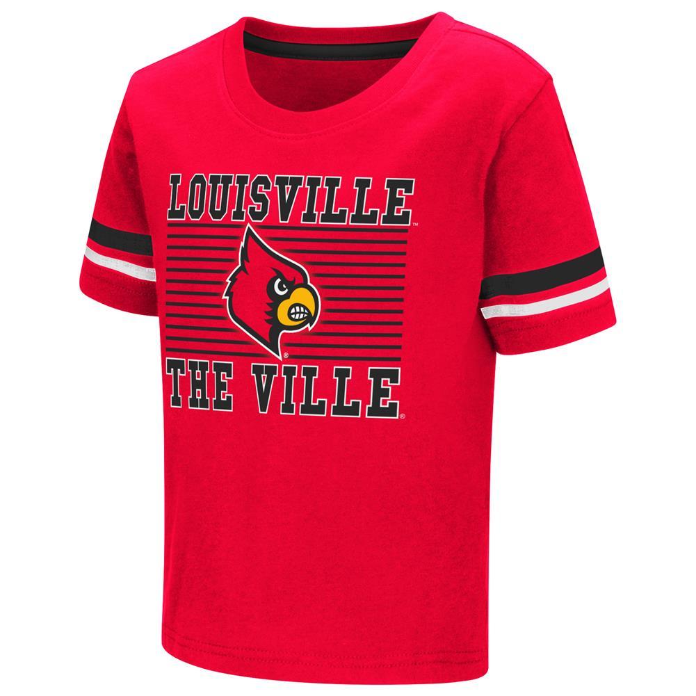 Boys' Louisville Cardinals Toddler Graphic T-Shirt