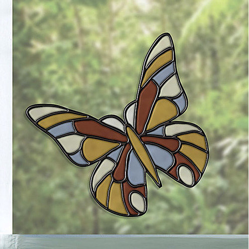 Butterfly - Stained Glass