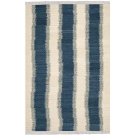 Safavieh Kilim Colten Solid Striped Area Rug or Runner