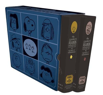 Complete Peanuts: The Complete Peanuts 1991-1994 Box Set (Hardcover)