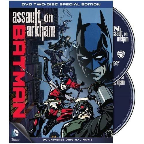 Batman: Assault On Arkham (Special Edition) (Full Frame)