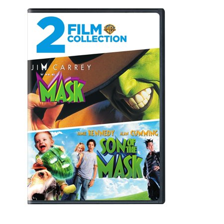 The Mask / Son of the Mask (DVD)