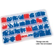 Primary Concepts PC-7400 Letter Tile Organizer